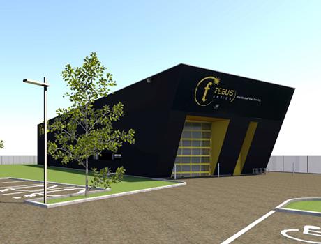 FEBUS OPTICS technical team is based in Pau and Strasbourg (France)