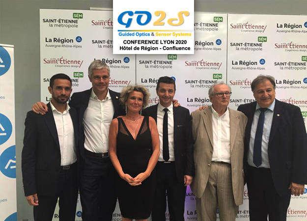 Photo de la news FEBUS at GO2S - Paris