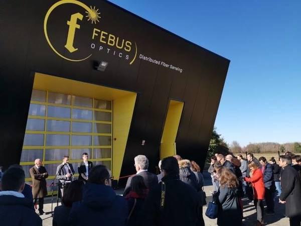 Photo de la news Test Center Sophie Germain official opening