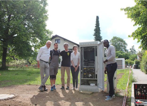 Photo de la news Distributed Fibre Optic Sensing for geothermal activity