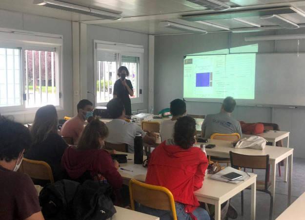 Photo de la news Camille JESTIN at EOST to present the DAS