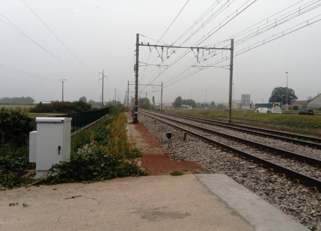 Photo de l'actualité FEBUS Optics: railway monitoring