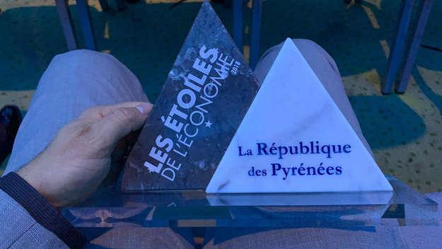 Photo de la news FEBUS OPTICS  honored at