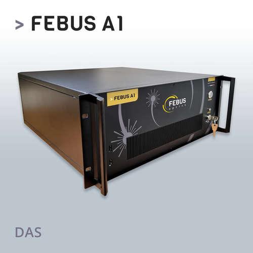 FEBUS A1-R : Distributed Acoustic Sensing (DAS) system